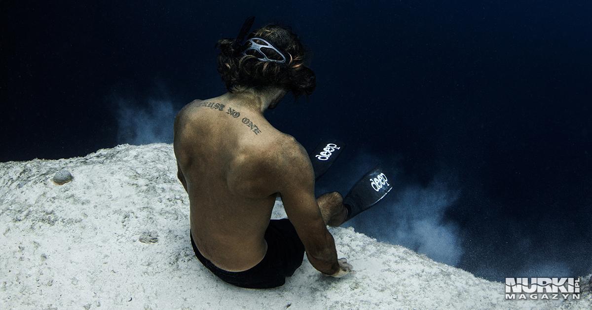 Magazyn Nurki.pl numer 3 Bahamy Fotografia podwodna Nurkowanie Prenumerata André JE Musgrove Freediving