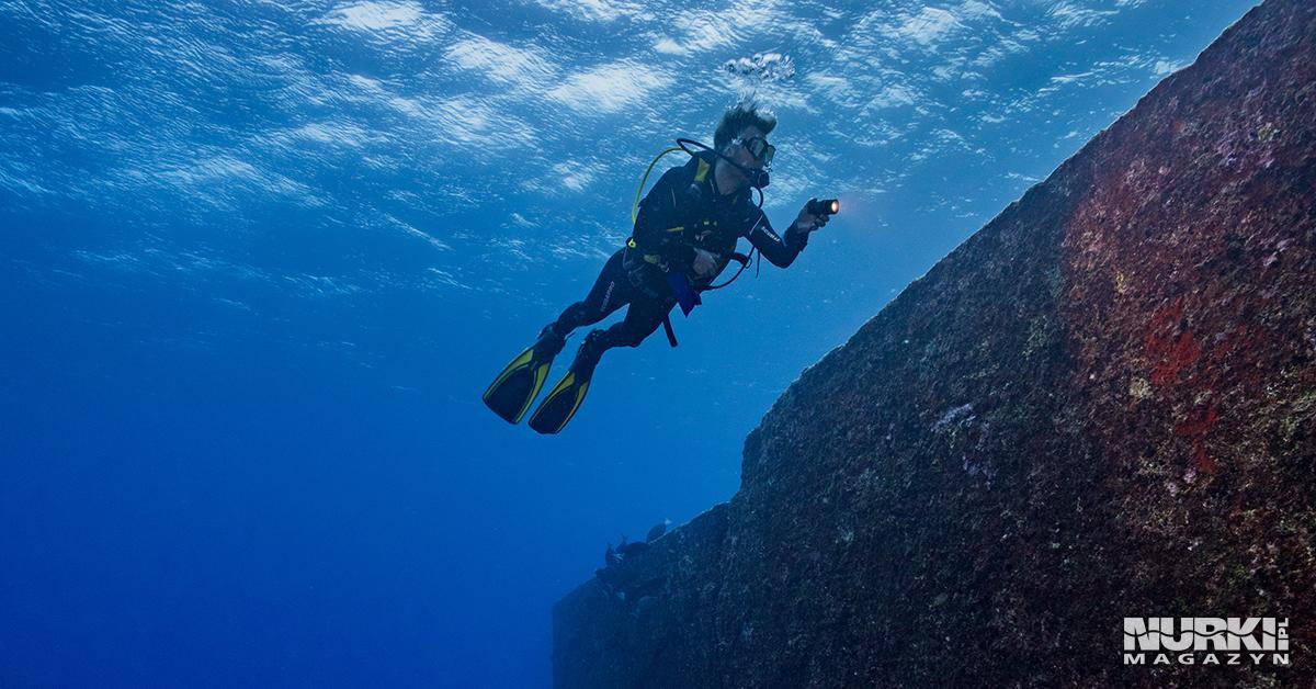 Magazyn Nurki.pl numer 4 Yonaguni SouWes Wywiad Japonia Okinawa Monument Piramida Podwodne ruiny Nurkowanie Podróże Shotaro Maya