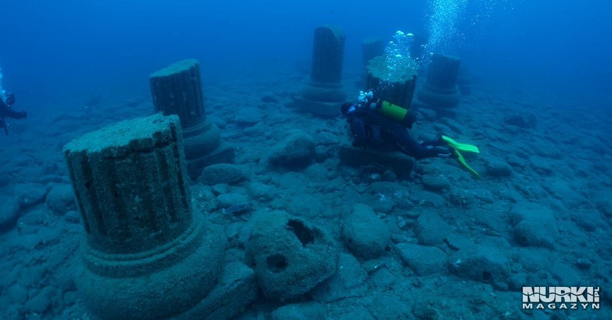 Magazyn Nurki.pl numer 4 Atlantyda Gran Canaria Hiszpania Kanary Blue Explorers