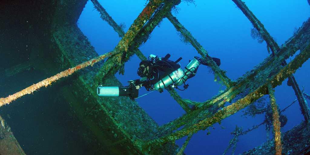 Magazyn Nurki Numer 1 Morze Czerwone Trasa BDE Wraki Nurkowanie techniczne
