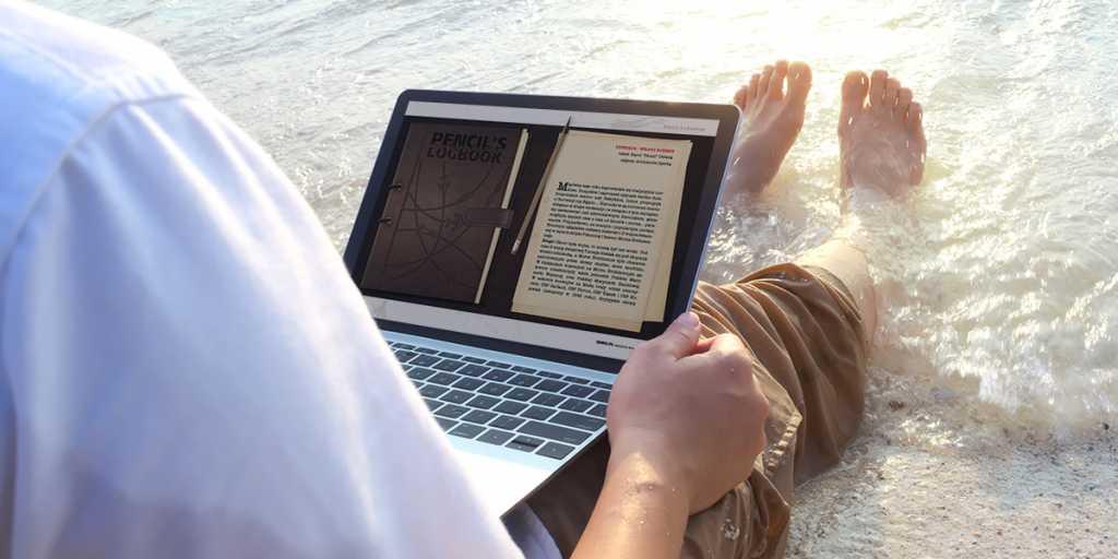 Magazyn Nurki.pl numer 3 Tunezja Djerba Pencil's logbook Karol Pencil Ołówek  Nurkowanie Prenumerata Podróże Nurkowanie techniczne