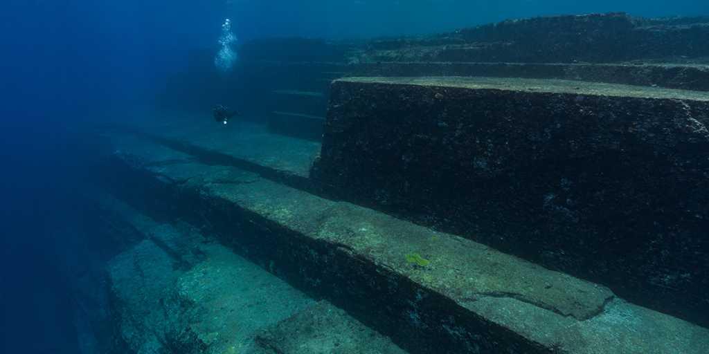 Magazyn Nurki.pl numer 4 Yonaguni Japonia Okinawa Monument Piramida Podwodne ruiny Nurkowanie Podróże