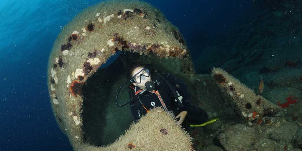 Magazyn Nurki.pl numer 4 Atlantyda Gran Canaria Hiszpania Kanary Blue Explorers nurkujące kobiety
