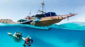 Magazyn Nurki.pl numer 2 Komodo Nurkowanie Snorkeling łódź safari